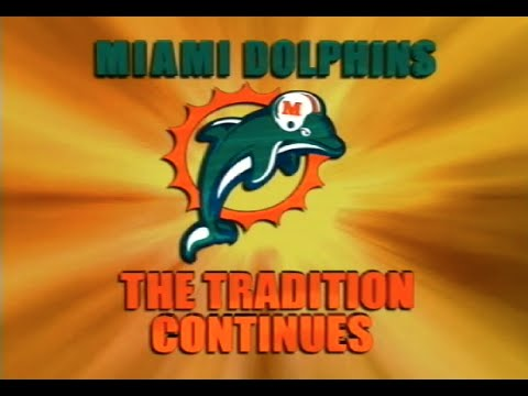 "Miami Dolphins - ""The Tradition Continues"""