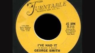 GEORGE SMITH  - I