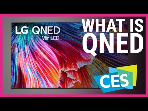 What is QNED? | LG's newest TV Tech Explained