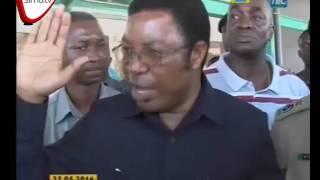 Waziri Mkuu Akagua Mradi Wa Mwendo Kasi Dar es Salaam