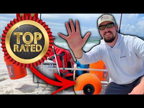 5 reasons to buy THIS fishing cart! | Fish N Mate