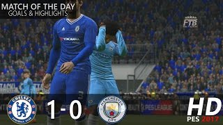 Video Gol Pertandingan Chelsea vs Manchester City