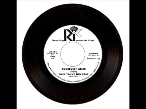 Roosevelt Grier - Since You've Been Gone