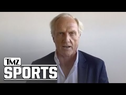 Greg Norman Says 'Stupidity Of Humanity' Partly To Blame For Australia Fires | TMZ Sports