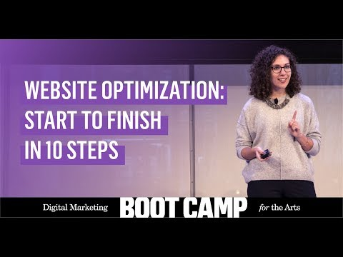 Website Optimization: Start to Finish in 10 Steps