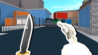 PLAYING THE NEW ROBLOX MURDER MYSTERY 3!!
