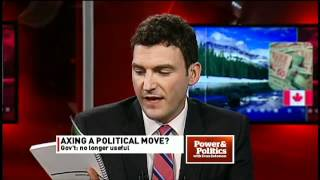 Environment panel never pushed carbon tax CBC May 16, 2012