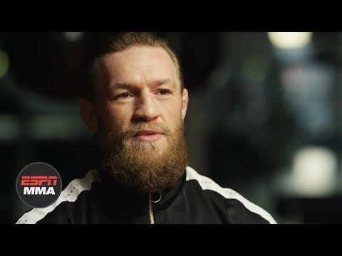 Conor McGregor explains decision to fight Donald Cerrone at 170   UFC 246   ESPN MMA