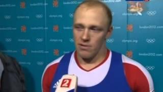 Олимпиада-2012 (04.08)  Тяж  атлетика    94кг Муж