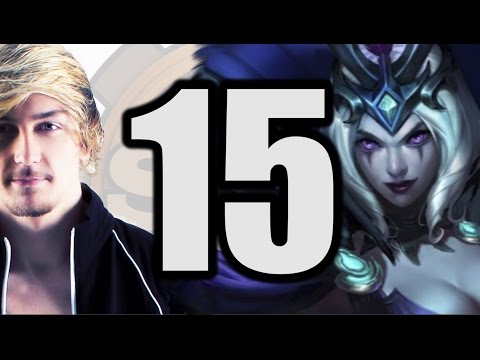 Siv HD - Best Moments #15 - Backdoor LeBlanc