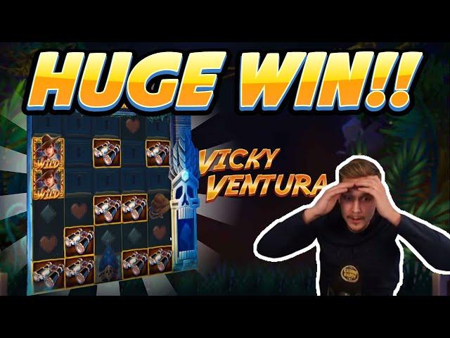 High Roll! Vicky Ventura BIG WIN - Casino Games from CasinoDaddy live stream