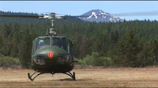 vietnam huey helicopter taking off flying landing uh 1 25th infantry division