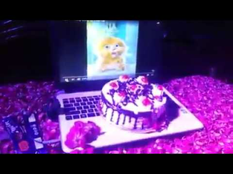 Happy Birthday  video download for your very special friends and love
