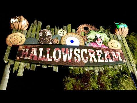 York Maze Hallowscream Vlog 13th October 2018