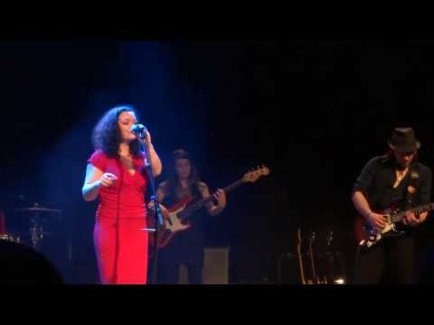 Meena Cryle - I'd Rather Go Blind - Live / Braunau (AT) / Gugg / 2013-03-30 (HD)