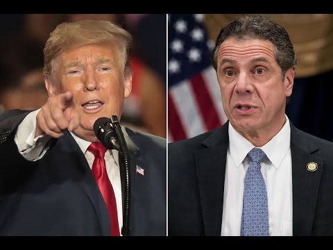 Trump Returns to New York as Andrew Cuomo Faces More Investigations