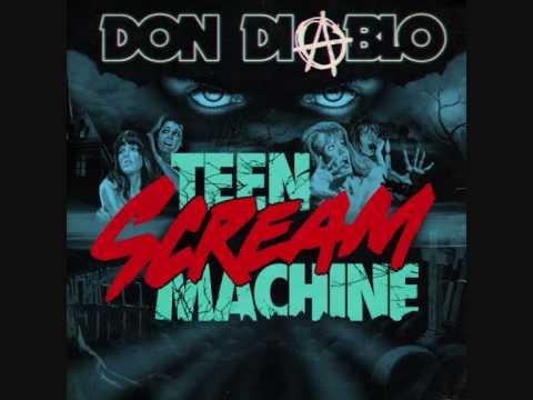 PREVIEW: Don Diablo - Teen Scream Machine (Don Diablo's Drive-by Disco Mix / Original)