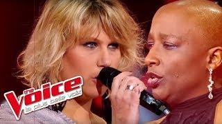 Tina Turner - The Best | Dominique Magloire VS Véronique Sévère | The Voice France 2012 | Battle