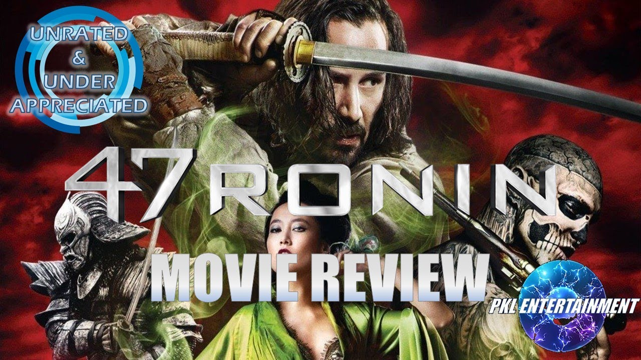 Download 47 RONIN (2013) - MOVIE REVIEW - Unrated & Underappreciated