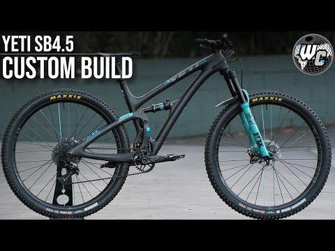 Why I Built A Yeti SB4.5 Instead of SB130/SB150!