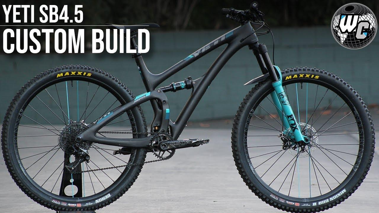 Why I Built A Yeti SB4 5 Instead of SB130/SB150!