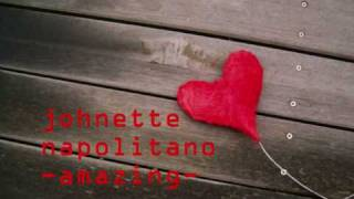 amazing - johnette napolitano