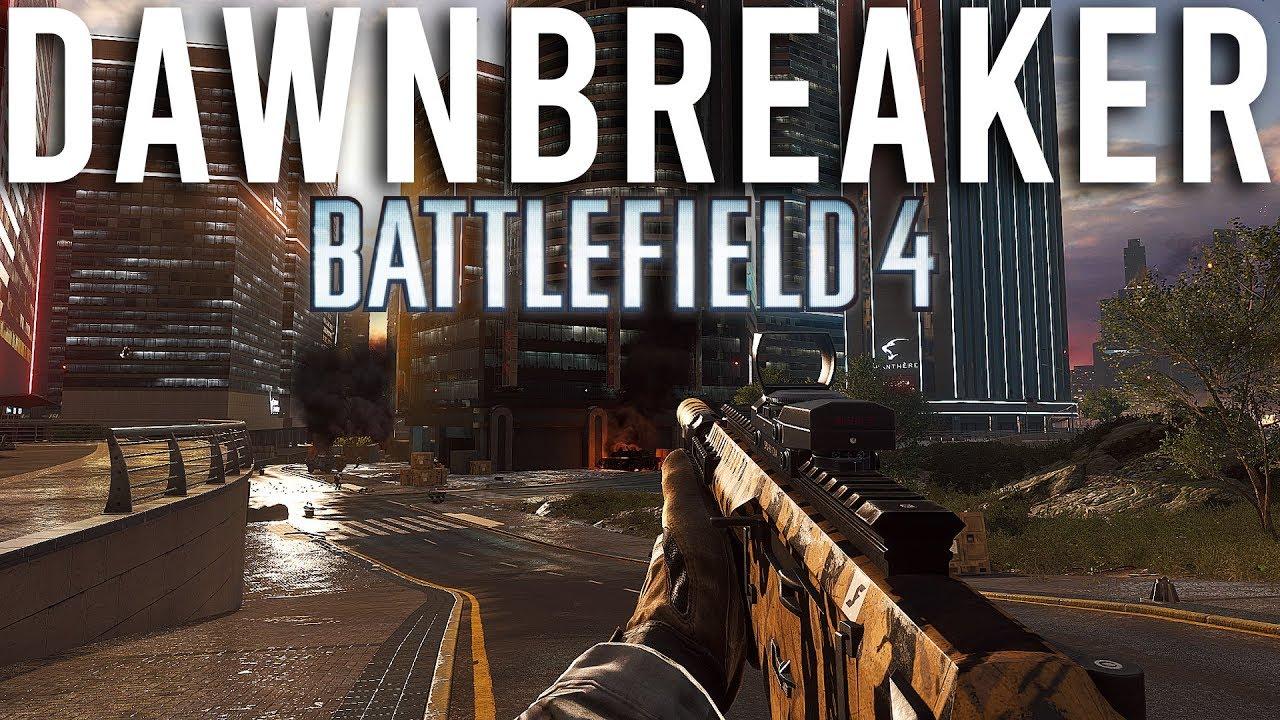 Dawnbreaker Battlefield 4 + video