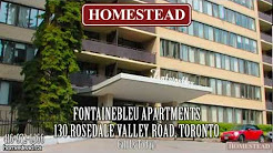 Toronto Apartments for Rent - Fontainebleu - 130 Rosedale Valley Road