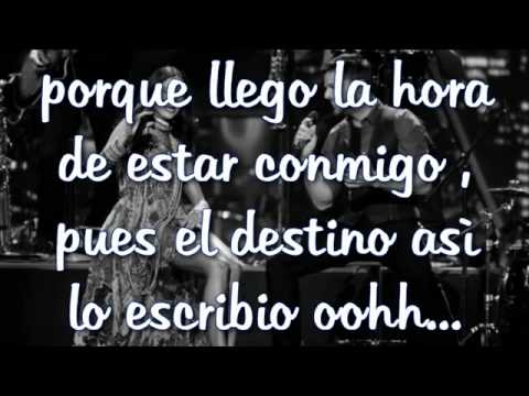 Ricky Martin Lo Mejor De Mi Vida Eres Tu Letra Lyrics Youtube