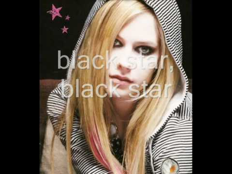 Avril Lavigne - Black Star (lyrics)