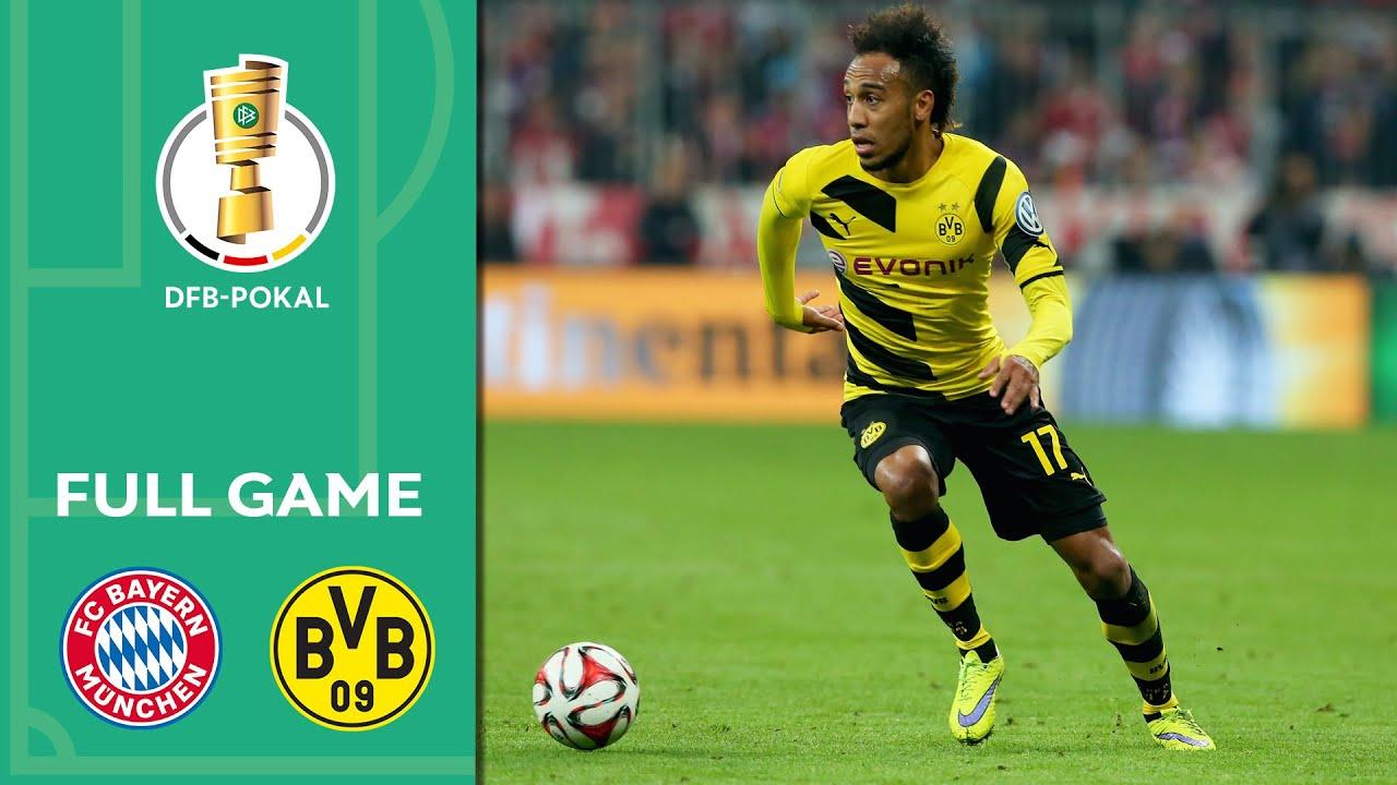 Download BVB wins penalty shootout! FC Bayern vs. Borussia Dortmund 1-3 Pen | DFB-Pokal Semi Final 2014/15