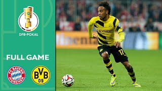 BVB wins penalty shootout! FC Bayern vs. Borussia Dortmund 1-3 Pen | DFB-Pokal Semi Final 2014/15