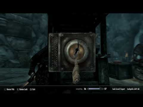 Skyrim [PS4] Playthrough #065, Thieves Guild: Imitation Amnesty, Silver  Lining