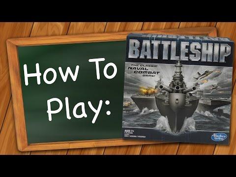 How To Play: Battleship