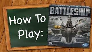 How to Play: Battleship