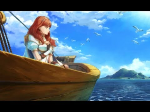 Fire Emblem Echoes - Act 2 Part 2: I'm on a Boat (Hard / Classic)