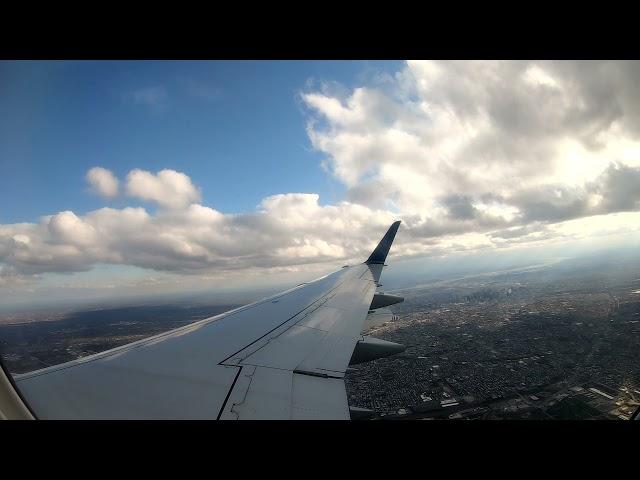 Delta Connection Embraer 175: Landing in Philadelphia PA
