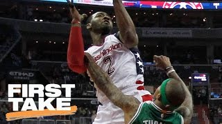 Stephen A. And Max Debate Who Will Take Game 7 Of Wizards-Celtics   First Take   May 15, 2017