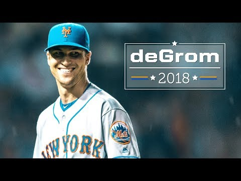 - Campaigning Jacob DeGrom for Cy Young