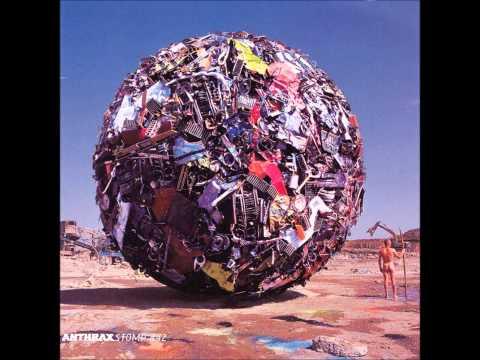 Anthrax - Stomp 442 [FULL ALBUM]