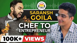 The Inspiring Story of A Celebrity Chef | The Ranveer Show | BeerBiceps