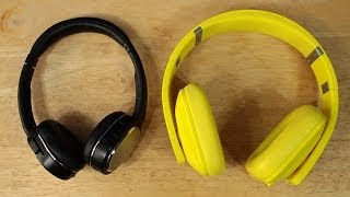 Review: Nokia Purity Pro Bluetooth Headphones With Nfc Pairing! (bh-940)