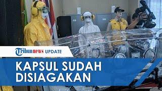 Kapsul Evakuasi Diaktifkan untuk Antisipasi Virus Corona, Siaga di Beberapa Bandara di Indonesia