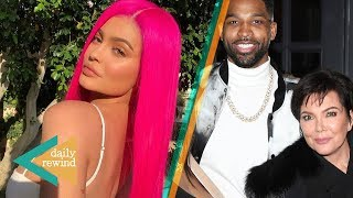 Kylie Jenner RESPONDS To All The Coachella Hate, Kris Jenner Taking ALL Of Tristan's Money!   DR
