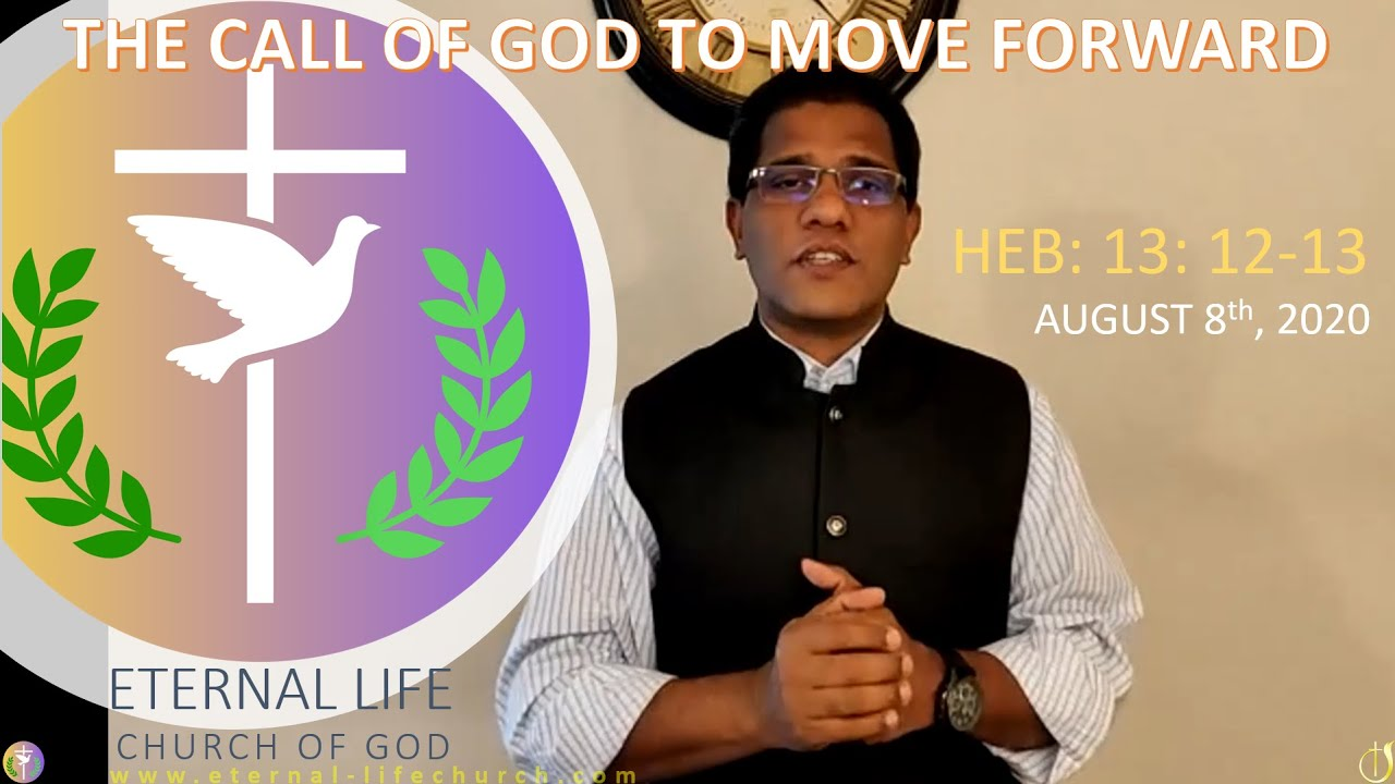 The Call of God to Move Forward (Part 2) - Pastor Samkutty Mathew