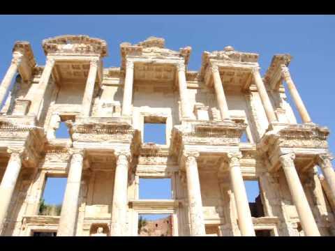 Celsus Library Efes