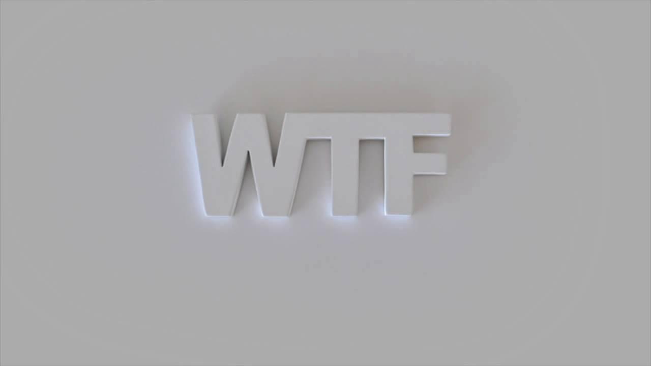WTF Sound Effect