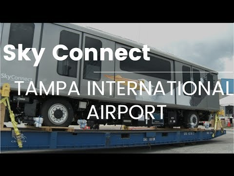 Sky Connect at Tampa International Airport