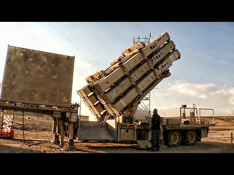 David's Sling Weapon System • Joint US-Israel Test (DST-4)
