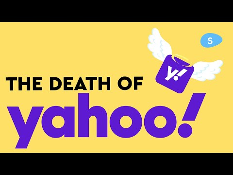 The death of Yahoo! (and how they almost bought Google)